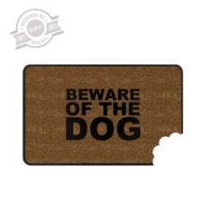 Напольный коврик Beware Of The Dog