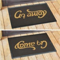 Придверный коврик Come In - Go Away