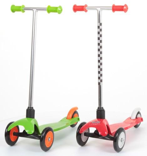 Самокат- кикборд Leader Kids W-02D4, цвет: в ассортименте