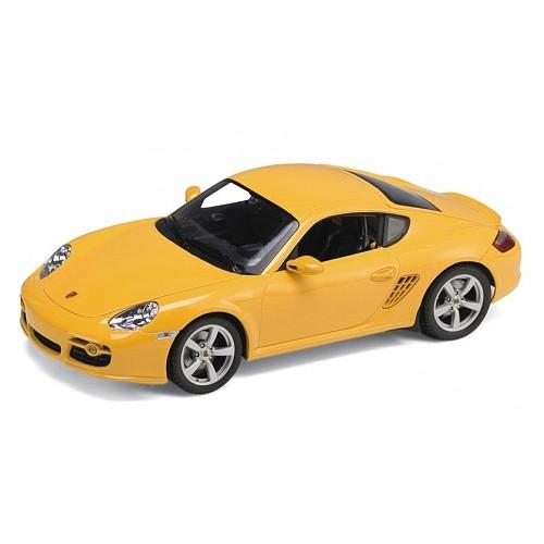 Модель машины Porsche Cayman S от Welly