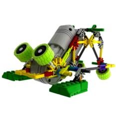 Конструктор робота с мотором «Гусеница»