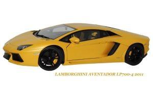 Модель автомобиля Lamborghini