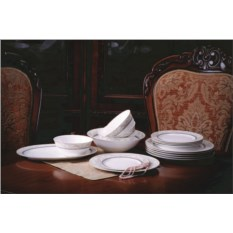 Столовый сервиз Людовик (6 персон, 20 предметов)