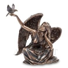 Статуэтка Ангел мира с голубем