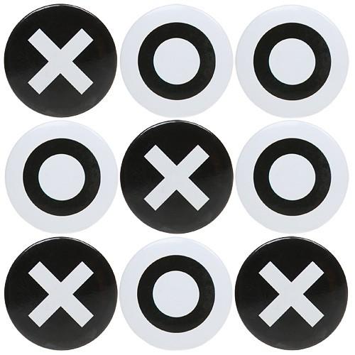 Набор магнитов «Крестики-Нолики»