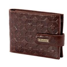 Кожаный кошелек «Глянец»
