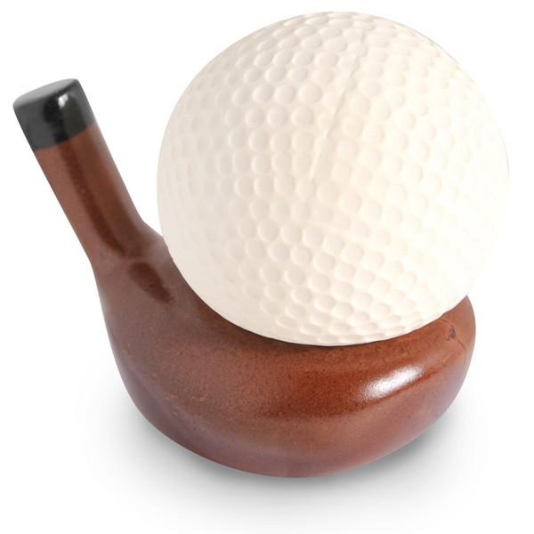 Офисный мячик-антистресс Гольф