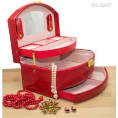 Шкатулка для ювелирных украшений и косметики Red Vine