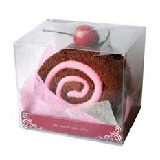 Полотенце-пирожное