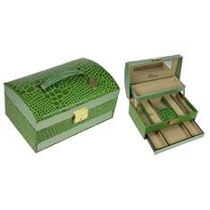 Шкатулка для ювелирных украшений Green box