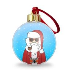 Ёлочный шар Дед мороз