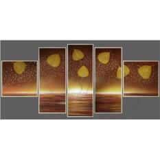 Картина Swarovski Осенние мотивы, 3164 кристаллов