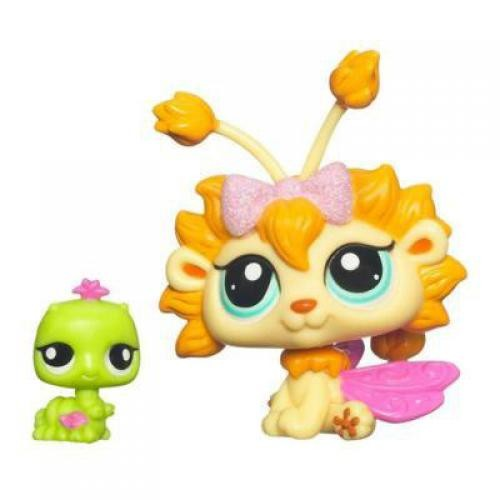 Набор Littlest Pet Shop «Фея с другом»