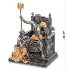 Статуэтка Зевс и Гера , высота 28 см