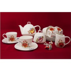 Чайный сервиз Варвара на 6 персон