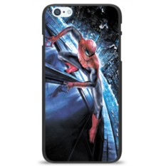 Чехол на телефон Человек-паук на здании