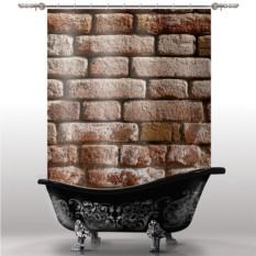 Шторка для ванны Стена