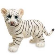 Статуэтка Белый тигренок