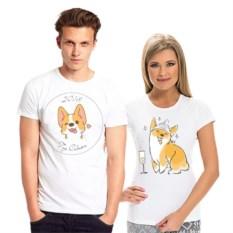Парные футболки Год собаки 2018