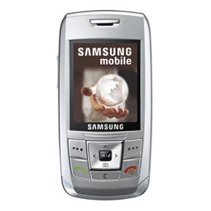 Мобильный телефон Samsung SGH-E250