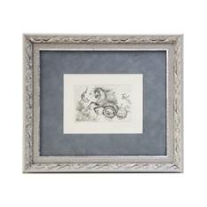 Картина Морской конь