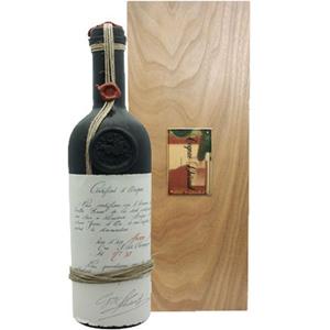 Леро. Коньяк 1893. Fine Champagne (+ gift box)