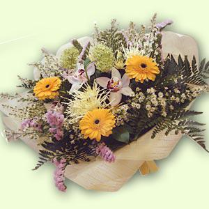 Букет цветов «Весна»