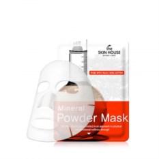 Тканевая маска для кожи с воспалениями от Skin House