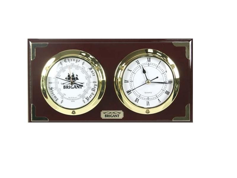 Метеостанция Brigant - часы, барометр