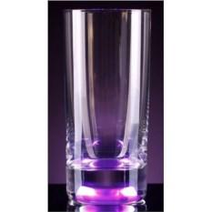 Фиолетовый светящийся бокал для коктейлей GlasShine