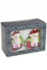 Набор елочных украшений Дед Мороз