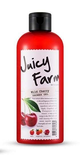 Гель для душа Juicy Farm Shower Gel (Wild Cherry)