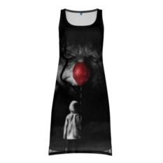 Платье-майка с 3D-рисунком ОНО