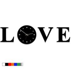 Настенные часы Love
