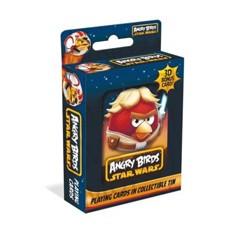 Карты Angry birds мет. коробочка