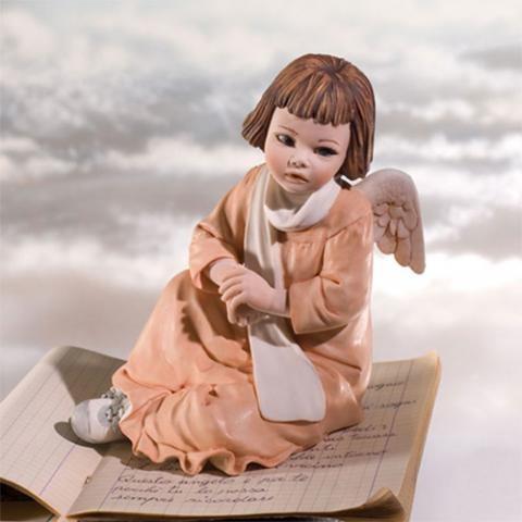 Кукла - ангел «Gabriel»