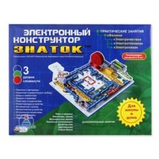 Электронный конструктор «Знаток Школа»