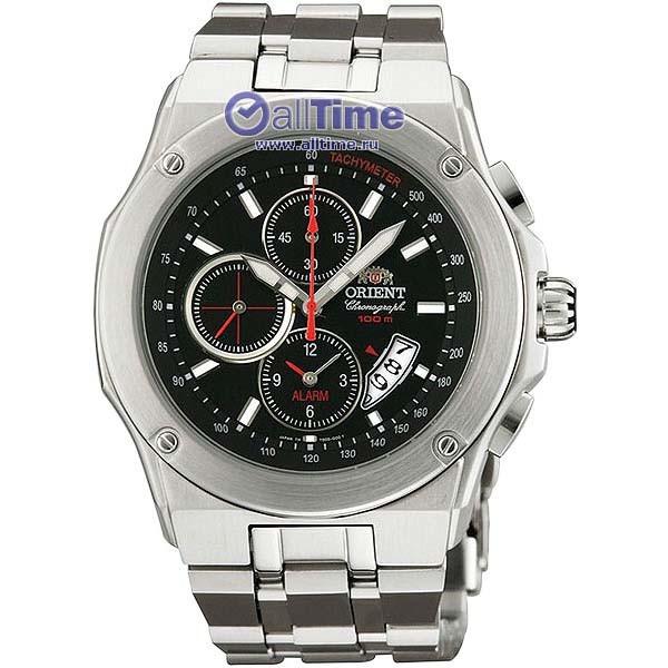 Мужские часы Orient (Chrono Alarm CTD0S001B)
