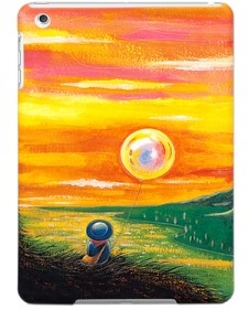 Сlip-case для iPad mini Sunset