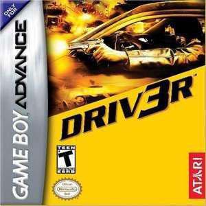 Игра для Game Boy Advance: Гонщик под прикрытием