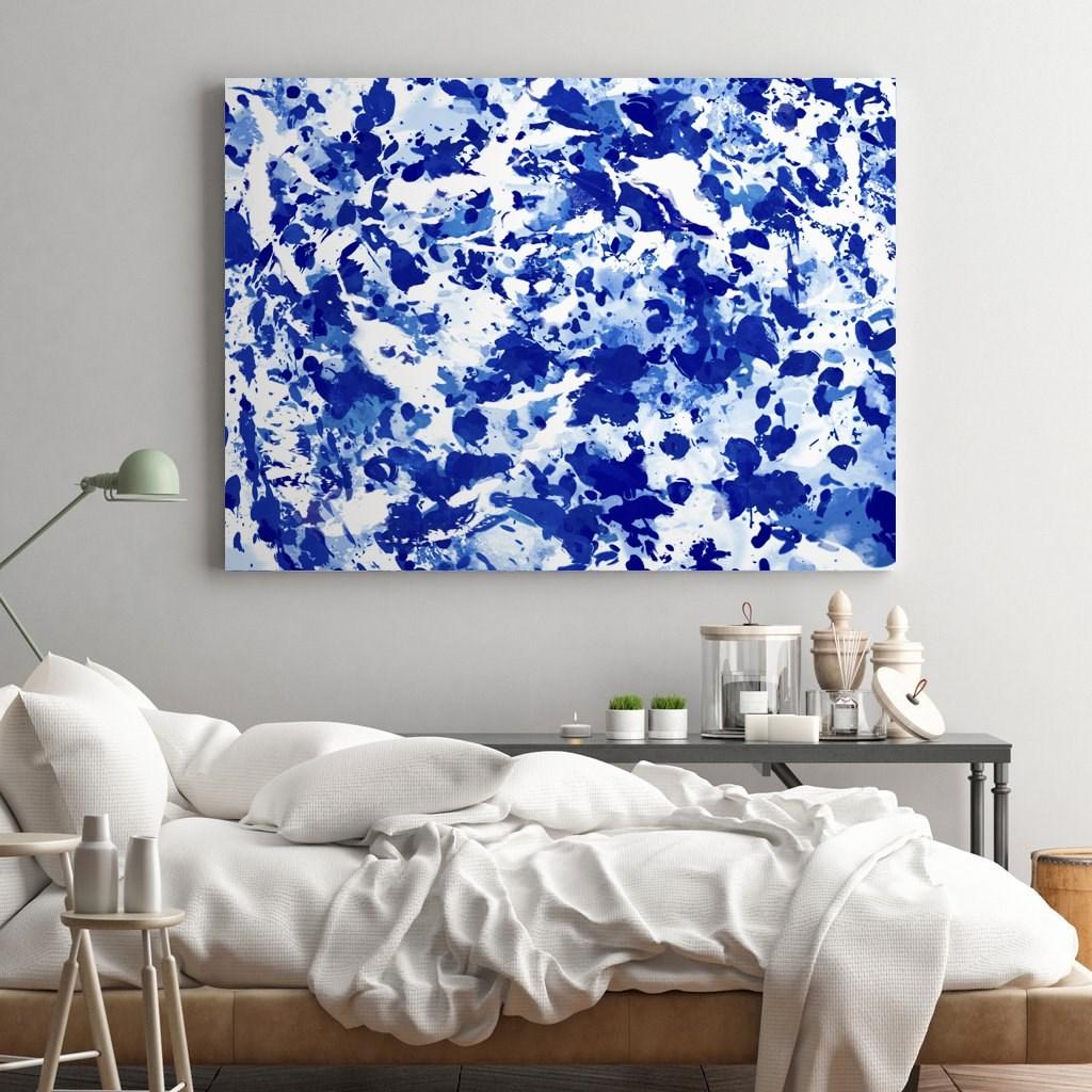 Набор для создания картины Love as art (blue)