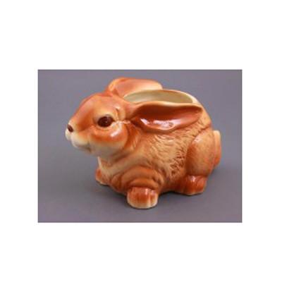 Кашпо «Заяц рыжий»