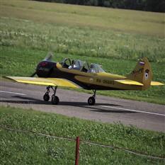 Сертификат Пилотаж на Як-52 (30 минут)