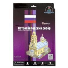 3D-пазл «Петропавловский собор» от CubicFun