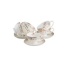 Чайный набор на 6 персон Айвон