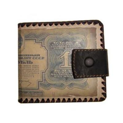Кошелек Государственный казначейский билет СССР