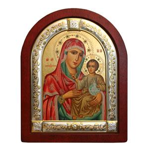 Икона Богоматерь «Иерусалимская»