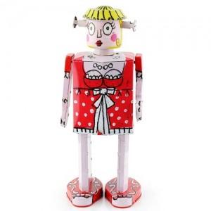 Большой робот-женщина
