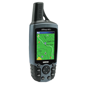 Портативный GPS навигатор GARMIN GPSMAP 60Cx