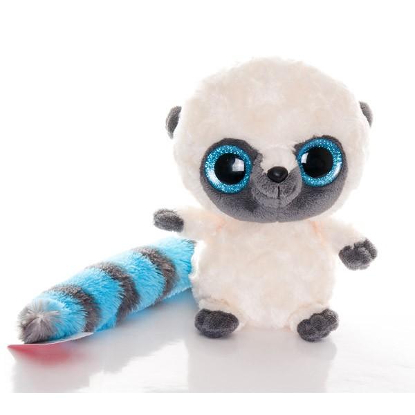 Мягкая игрушка Aurora Юху и его друзья. Юху Голубой 20 см